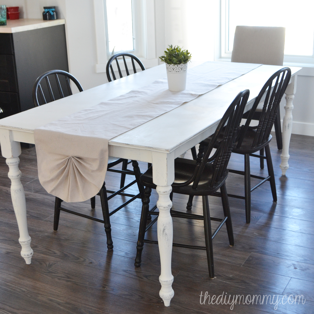 shabby chic kitchen table decor pictures | a1houston
